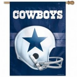 Full Color Dallas Cowboys Banner