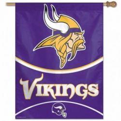 Full Color Minnesota Vikings Banner