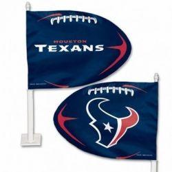 Houston Texans - Car Flag