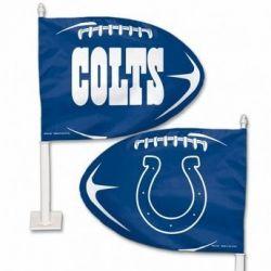 Indianapolis Colts - Car Flag