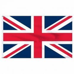 Economy Printed United Kingdom Flags