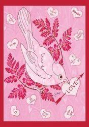 Love Bird Garden Banner
