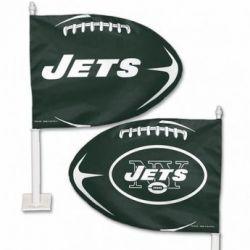 New York Jets - Car Flag