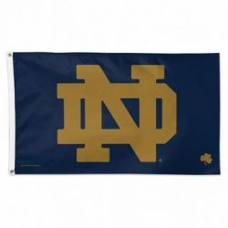 Notre Dame Flag - 3 ft X 5 ft