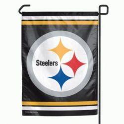 Pittsburgh Steelers Garden Banner
