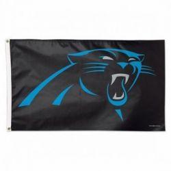 Premium Carolina Panthers Flag - 3 ft X 5 ft