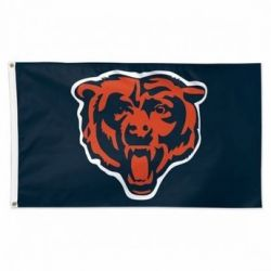 Premium Chicago Bears Flag - 3 ft X 5 ft