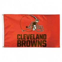 Premium Cleveland Browns Flag - 3 ft X 5 ft