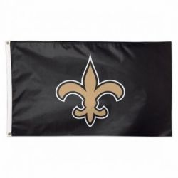 Premium New Orleans Saints Flag - 3 ft X 5 ft