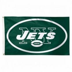 Premium New York Jets Flag - 3 ft X 5 ft