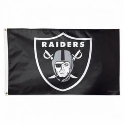 Premium Oakland Raiders Flag - 3 ft X 5 ft