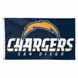 Premium San Diego Chargers Flag - 3 ft X 5 ft