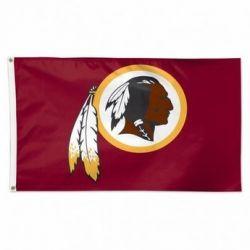 Premium Washington Redskins Flag - 3 ft X 5 ft