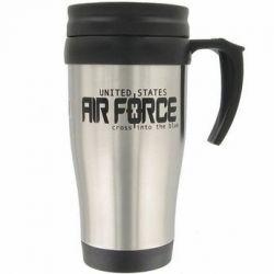 Stainless Steel Air Force Mug