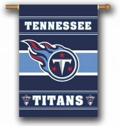 Tennessee Titans Double-Sided House Banner