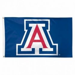 University of Arizona Flag - 3 ft X 5 ft