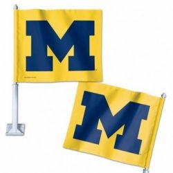 University of Michigan - Car Flag