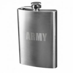 US Army Stainless Steel Flask