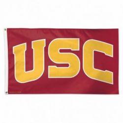 USC Flag - 3 ft X 5 ft