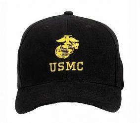 USMC Insignia Cap