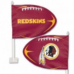 Washington Redskins - Car Flag