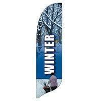 Winter Blade Flag