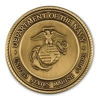 USMC Service Medallion