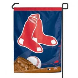Boston Red Sox Garden Banner