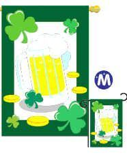 Irish Party Flag/Banner