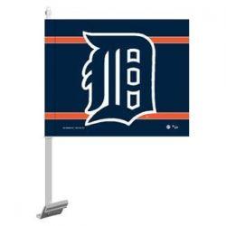 Detroit Tigers - Car Flag