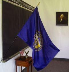 Nebraska Classroom Flag - 2 ft X 3 ft