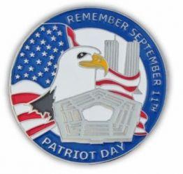 Patriot Day Pin