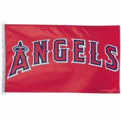 Anaheim Angels Flag - 3 ft X 5 ft