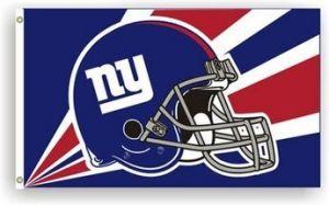 Premium New York Giants Flag - 3 ft X 5 ft
