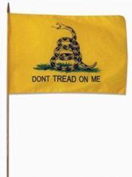 Mounted Gadsden Flag