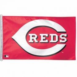 Cincinnati Reds Flag - 3 ft X 5 ft