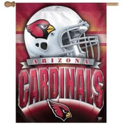 Full Color Arizona Cardinals Banner