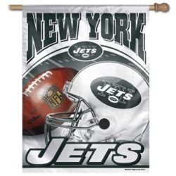 Full Color NY Jets Banner