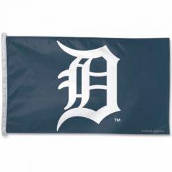 Detroit Tigers Flag - 3 ft X 5 ft