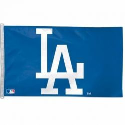 Los Angeles Dodgers Flag - 3 ft X 5 ft