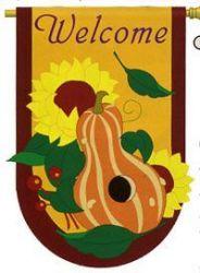 Harvest Garden Banner