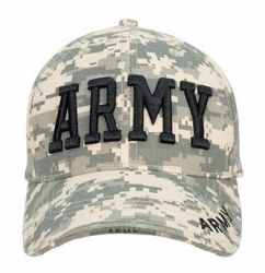Army Digital Camo Cap