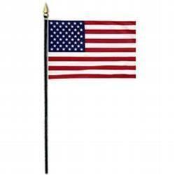 Verona Brand Stick Flags