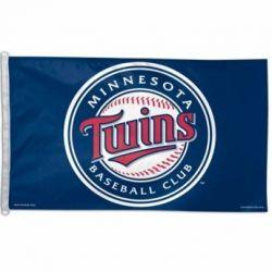 Minnesota Twins Flag - 3 ft X 5 ft