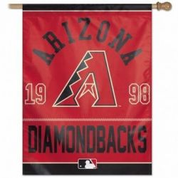 Arizona Diamondbacks Vertical Flag
