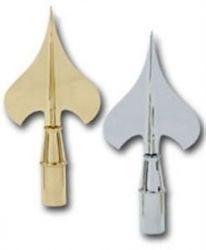 Army Spear Flagpole Ornaments