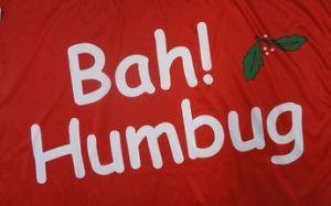 Bah Humbug Flag