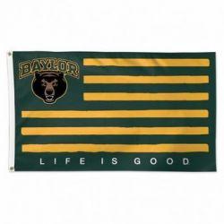 Baylor University / Life is Good Life is Good Flag