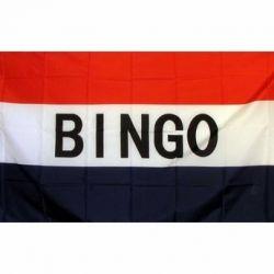 Lightweight Poly Bingo Flag