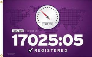 ISO/IEC 17025:05 Flag